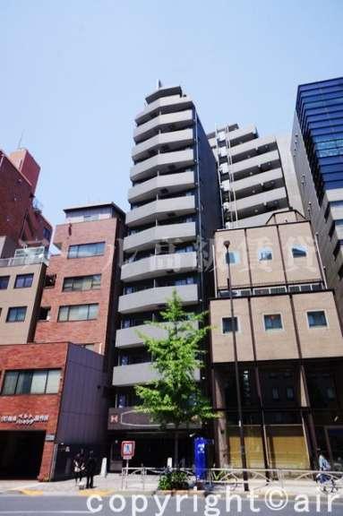 【新着】パレステュディオ三田|港区のおすすめ賃貸