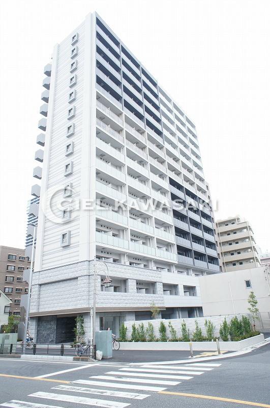 【新築】グランド・ガーラ川崎西口の内見のご案内です!