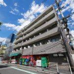 新宿区西五軒町のおすすめ賃貸 サンセール神楽坂