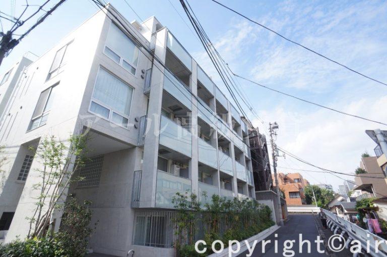 港区赤坂8丁目のおすすめ賃貸|コートモデリア赤坂895
