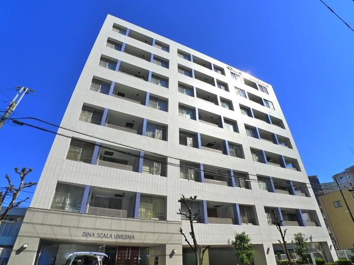 足立区梅田7丁目のおすすめ賃貸 ディナ・スカーラ梅島