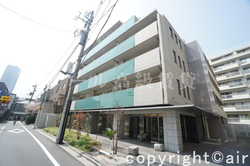 港区赤坂7丁目のおすすめ賃貸|レジディア赤坂