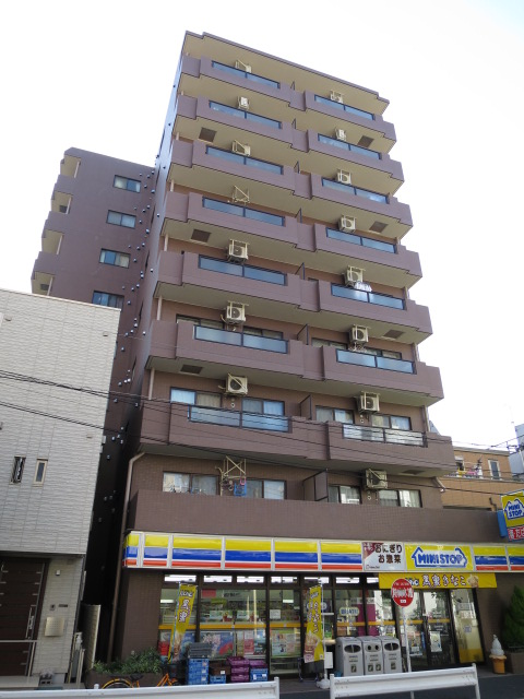 墨田区緑2丁目のおすすめ賃貸|シティハイツ両国