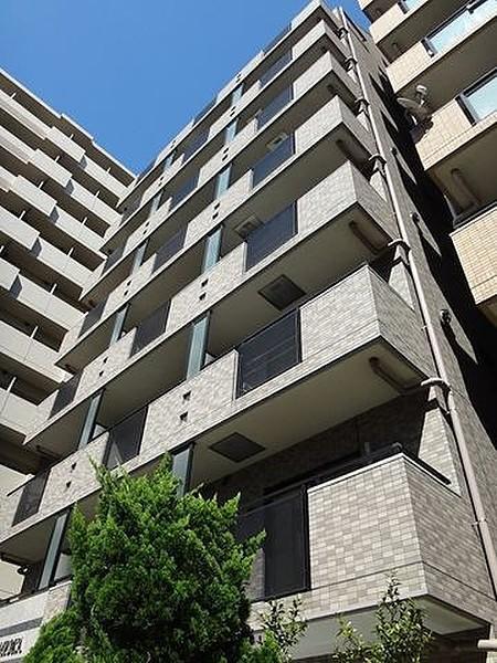 江東区富岡2丁目のおすすめ賃貸 リバーサイド富岡